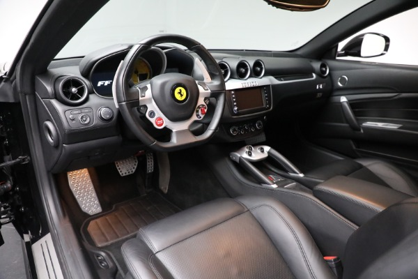 Used 2014 Ferrari FF Base for sale Call for price at Bugatti of Greenwich in Greenwich CT 06830 14