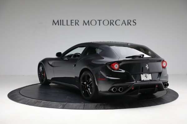 Used 2014 Ferrari FF Base for sale Call for price at Bugatti of Greenwich in Greenwich CT 06830 5