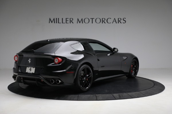 Used 2014 Ferrari FF Base for sale Call for price at Bugatti of Greenwich in Greenwich CT 06830 7