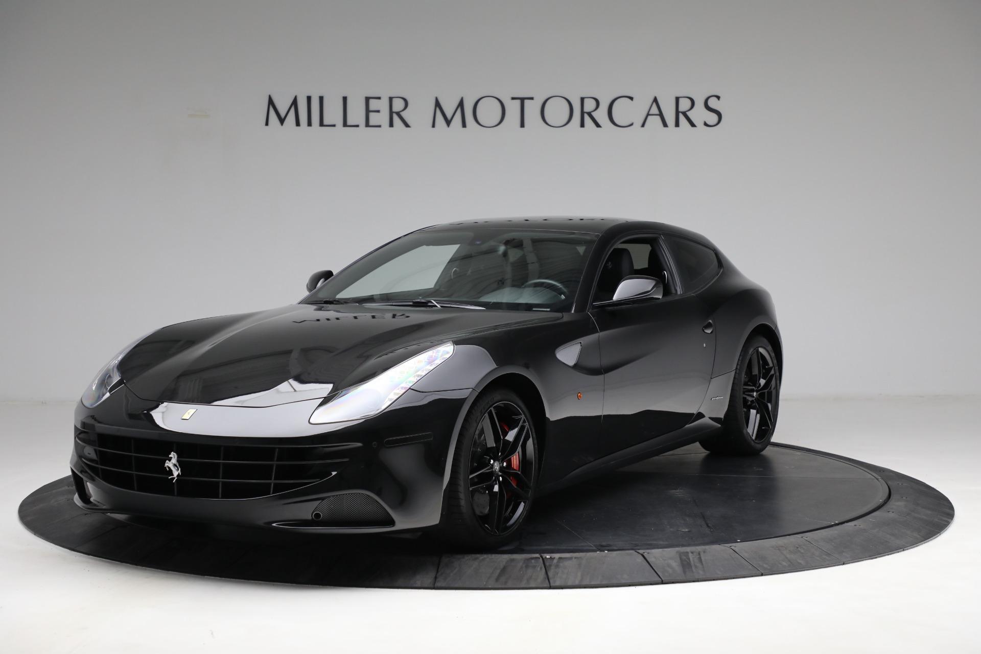 Used 2014 Ferrari FF for sale $144,900 at Bugatti of Greenwich in Greenwich CT 06830 1