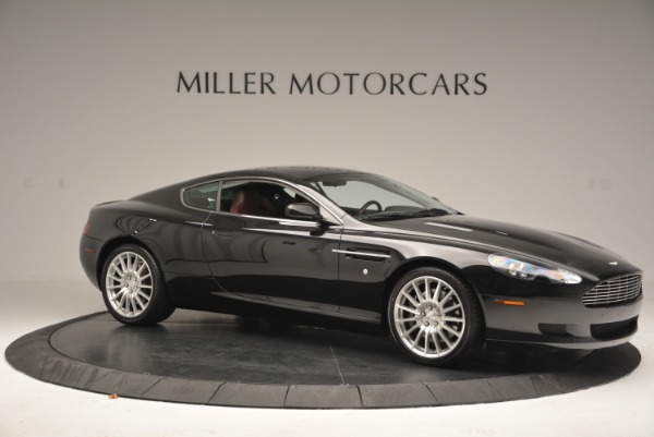 Used 2006 Aston Martin DB9 Coupe for sale Sold at Bugatti of Greenwich in Greenwich CT 06830 10