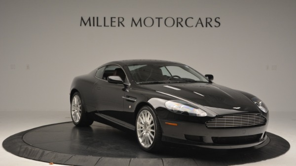 Used 2006 Aston Martin DB9 Coupe for sale Sold at Bugatti of Greenwich in Greenwich CT 06830 11