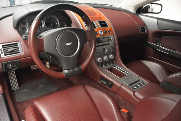 Used 2006 Aston Martin DB9 Coupe for sale Sold at Bugatti of Greenwich in Greenwich CT 06830 14