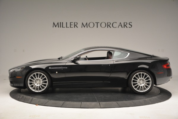 Used 2006 Aston Martin DB9 Coupe for sale Sold at Bugatti of Greenwich in Greenwich CT 06830 3