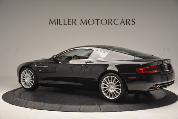 Used 2006 Aston Martin DB9 Coupe for sale Sold at Bugatti of Greenwich in Greenwich CT 06830 4