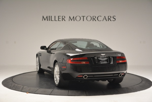 Used 2006 Aston Martin DB9 Coupe for sale Sold at Bugatti of Greenwich in Greenwich CT 06830 5