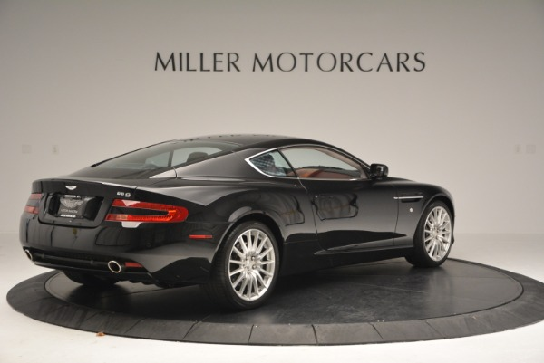 Used 2006 Aston Martin DB9 Coupe for sale Sold at Bugatti of Greenwich in Greenwich CT 06830 8