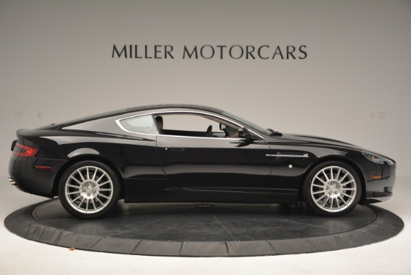Used 2006 Aston Martin DB9 Coupe for sale Sold at Bugatti of Greenwich in Greenwich CT 06830 9