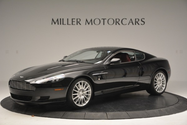 Used 2006 Aston Martin DB9 Coupe for sale Sold at Bugatti of Greenwich in Greenwich CT 06830 1