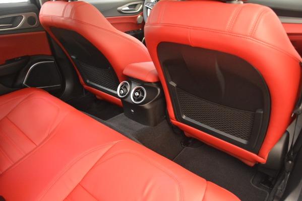 New 2019 Alfa Romeo Giulia Ti Sport Q4 for sale Sold at Bugatti of Greenwich in Greenwich CT 06830 22