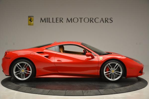 Used 2016 Ferrari 488 GTB for sale Sold at Bugatti of Greenwich in Greenwich CT 06830 9