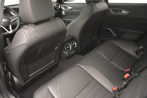 New 2019 Alfa Romeo Giulia Ti Sport Q4 for sale Sold at Bugatti of Greenwich in Greenwich CT 06830 18