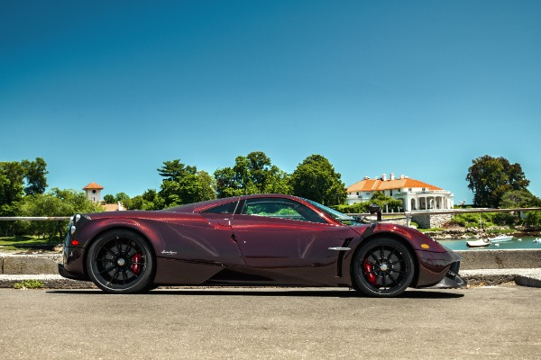 Used 2014 Pagani Huayra Tempesta for sale Sold at Bugatti of Greenwich in Greenwich CT 06830 3