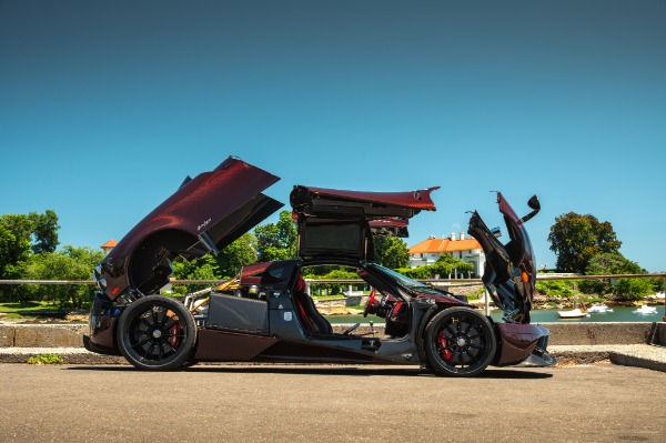 Used 2014 Pagani Huayra Tempesta for sale Sold at Bugatti of Greenwich in Greenwich CT 06830 4
