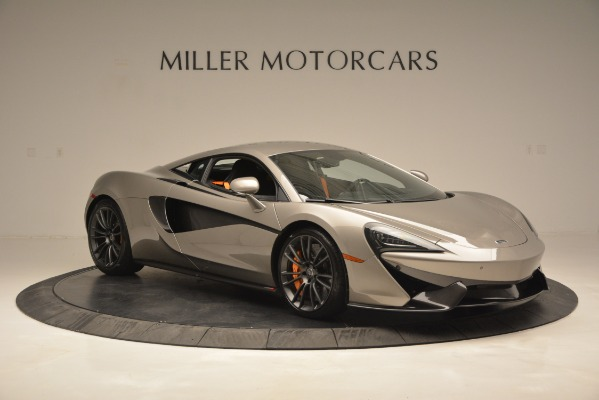 Used 2017 McLaren 570S Coupe for sale Sold at Bugatti of Greenwich in Greenwich CT 06830 10