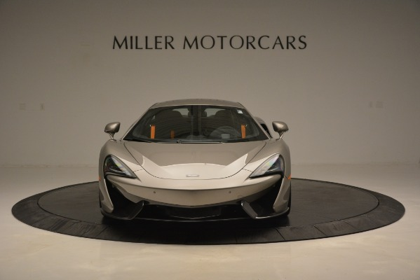 Used 2017 McLaren 570S Coupe for sale Sold at Bugatti of Greenwich in Greenwich CT 06830 12