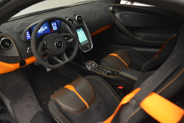 Used 2017 McLaren 570S Coupe for sale Sold at Bugatti of Greenwich in Greenwich CT 06830 15