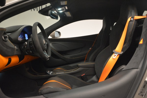 Used 2017 McLaren 570S Coupe for sale Sold at Bugatti of Greenwich in Greenwich CT 06830 16