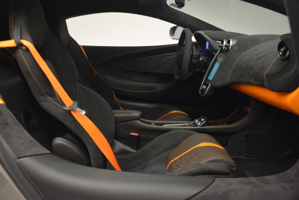 Used 2017 McLaren 570S Coupe for sale Sold at Bugatti of Greenwich in Greenwich CT 06830 19