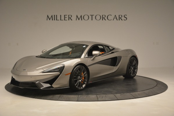 Used 2017 McLaren 570S Coupe for sale Sold at Bugatti of Greenwich in Greenwich CT 06830 2