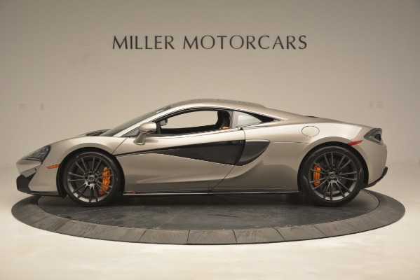 Used 2017 McLaren 570S Coupe for sale Sold at Bugatti of Greenwich in Greenwich CT 06830 3