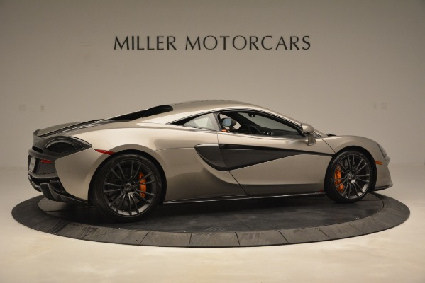 Used 2017 McLaren 570S Coupe for sale Sold at Bugatti of Greenwich in Greenwich CT 06830 8
