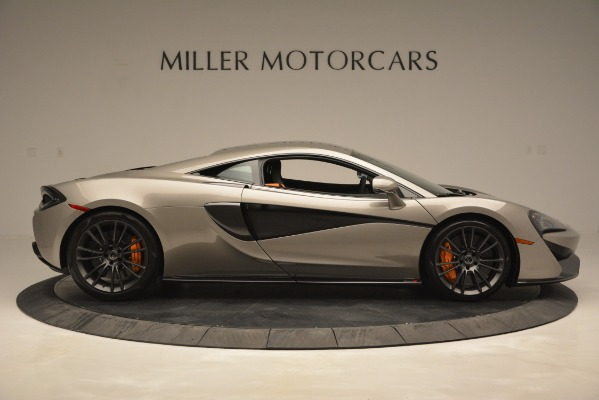 Used 2017 McLaren 570S Coupe for sale Sold at Bugatti of Greenwich in Greenwich CT 06830 9