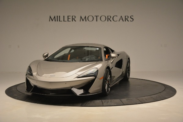 Used 2017 McLaren 570S Coupe for sale Sold at Bugatti of Greenwich in Greenwich CT 06830 1