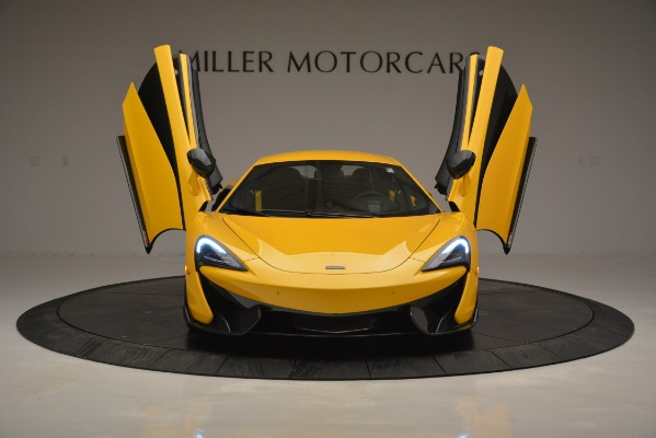 Used 2017 McLaren 570S for sale Sold at Bugatti of Greenwich in Greenwich CT 06830 13