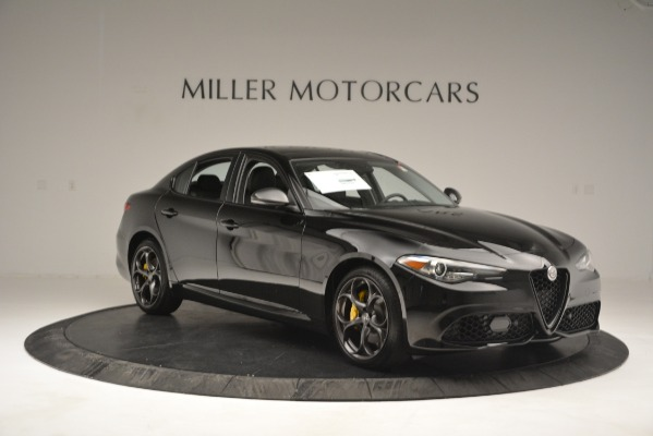 New 2019 Alfa Romeo Giulia Ti Q4 for sale Sold at Bugatti of Greenwich in Greenwich CT 06830 11
