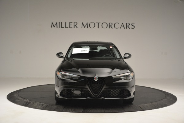 New 2019 Alfa Romeo Giulia Ti Q4 for sale Sold at Bugatti of Greenwich in Greenwich CT 06830 12