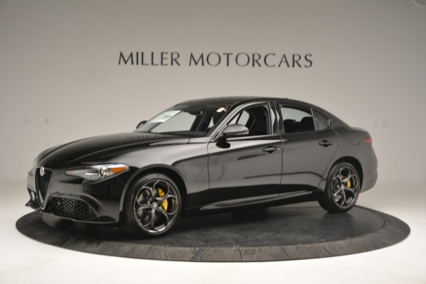 New 2019 Alfa Romeo Giulia Ti Q4 for sale Sold at Bugatti of Greenwich in Greenwich CT 06830 2