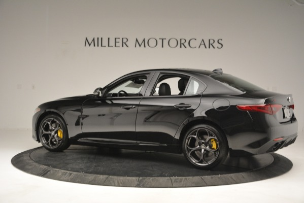 New 2019 Alfa Romeo Giulia Ti Q4 for sale Sold at Bugatti of Greenwich in Greenwich CT 06830 4