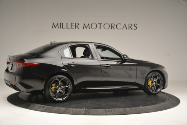 New 2019 Alfa Romeo Giulia Ti Q4 for sale Sold at Bugatti of Greenwich in Greenwich CT 06830 8