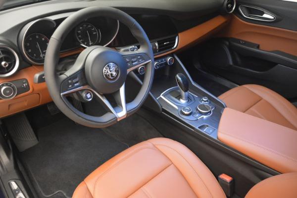 New 2019 Alfa Romeo Giulia Q4 for sale Sold at Bugatti of Greenwich in Greenwich CT 06830 15