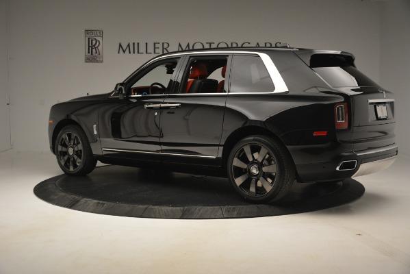 New 2019 Rolls-Royce Cullinan for sale Sold at Bugatti of Greenwich in Greenwich CT 06830 5