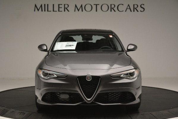 New 2019 Alfa Romeo Giulia Ti Sport Q4 for sale Sold at Bugatti of Greenwich in Greenwich CT 06830 12