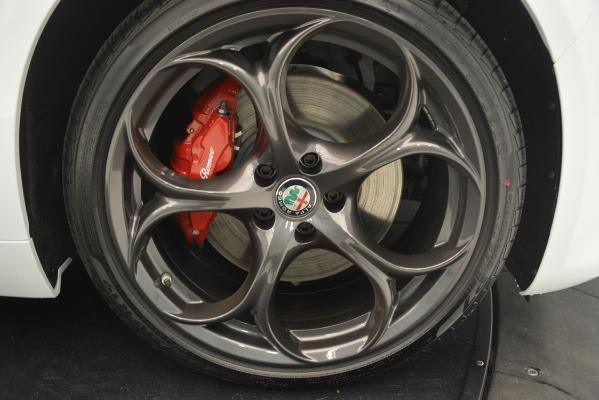 New 2019 Alfa Romeo Giulia Ti Sport Q4 for sale Sold at Bugatti of Greenwich in Greenwich CT 06830 25