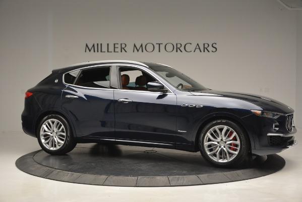 New 2019 Maserati Levante S Q4 GranLusso for sale Sold at Bugatti of Greenwich in Greenwich CT 06830 14