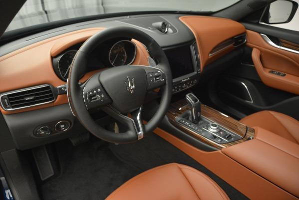 New 2019 Maserati Levante S Q4 GranLusso for sale Sold at Bugatti of Greenwich in Greenwich CT 06830 19