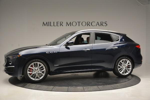New 2019 Maserati Levante S Q4 GranLusso for sale Sold at Bugatti of Greenwich in Greenwich CT 06830 4