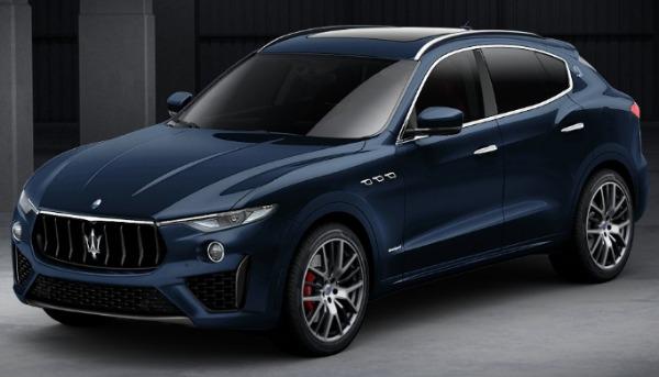 New 2019 Maserati Levante S Q4 GranSport for sale Sold at Bugatti of Greenwich in Greenwich CT 06830 1