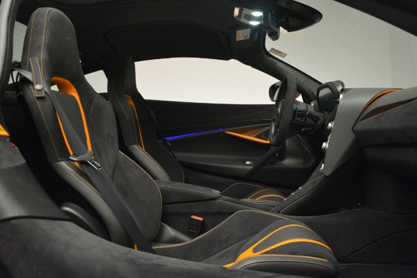 Used 2018 McLaren 720S Coupe for sale Sold at Bugatti of Greenwich in Greenwich CT 06830 21