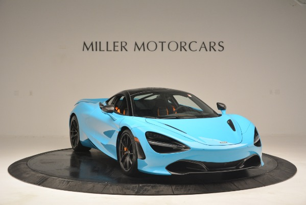 New 2019 McLaren 720S Coupe for sale Sold at Bugatti of Greenwich in Greenwich CT 06830 11