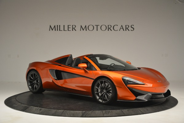 New 2019 McLaren 570S Spider Convertible for sale Sold at Bugatti of Greenwich in Greenwich CT 06830 10