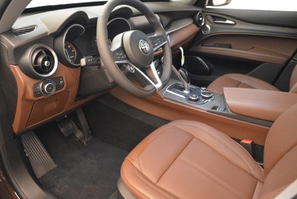 New 2019 Alfa Romeo Stelvio Ti Q4 for sale Sold at Bugatti of Greenwich in Greenwich CT 06830 9