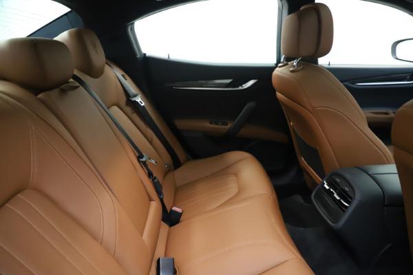 New 2019 Maserati Ghibli S Q4 for sale Sold at Bugatti of Greenwich in Greenwich CT 06830 27