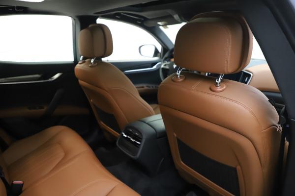 New 2019 Maserati Ghibli S Q4 for sale Sold at Bugatti of Greenwich in Greenwich CT 06830 28