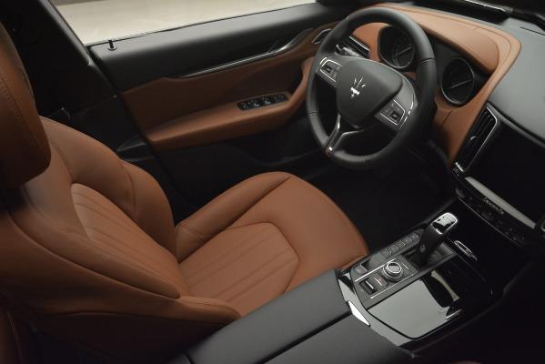 New 2019 Maserati Levante Q4 for sale Sold at Bugatti of Greenwich in Greenwich CT 06830 19