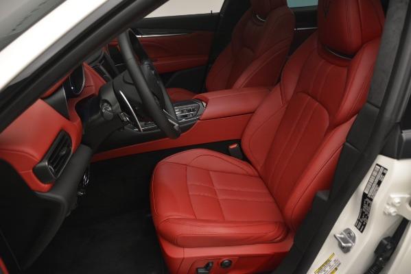 New 2019 Maserati Levante GTS for sale Sold at Bugatti of Greenwich in Greenwich CT 06830 17